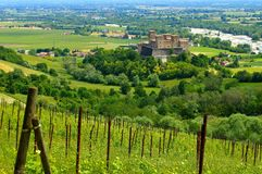 Torrechiara Royalty Free Stock Photography