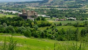 Torrechiara stock video footage