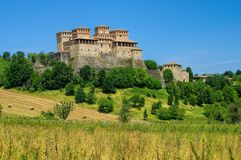 Torrechiara Royalty Free Stock Photo