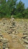 Torrecilla de piedra Imágenes de archivo libres de regalías