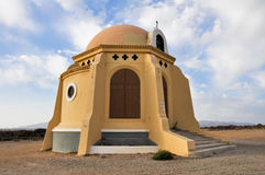 Free Torregarcia Hermitage In Gata Cape, Ameria (Spain) Royalty Free Stock Image - 29224186