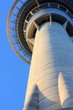 Torreggiare della torretta del cielo Fotografia Stock