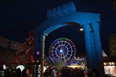 Torrejon De Ardoz Boże Narodzenie fotografia stock