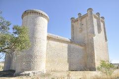Torrelobaton Castle, Castile and Leon, Spain Stock Photo