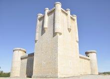 Torrelobaton Castle, Castile and Leon, Spain Stock Photos