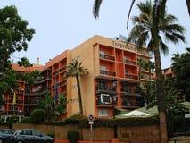"""Torremolinos, †da Espanha """"18 de setembro de 2016: Hotel Tropicana em P Fotografia de Stock"""