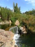 Torremolinos-Botanisch Garten-MOLINO DEL INCA- stockfotos