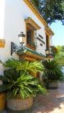 Torremolinos-Botanisk Trädgård-MOLINO DEL INCA Royaltyfria Bilder