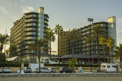 Torremolinos, Malaga province, Andalucia, Spin Royalty Free Stock Photos