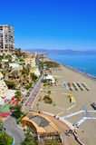 Torremolinos, Spain Royalty Free Stock Photos