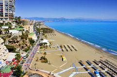 Torremolinos, Spain Royalty Free Stock Image