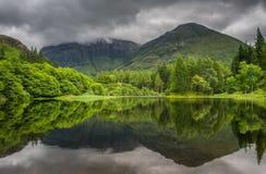Torren Lochan, Glencoe Scotland Stock Photos