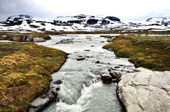 Torrent in Norway Stock Photos