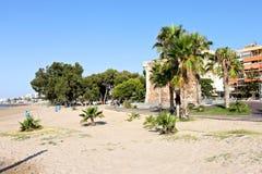 Torreon de San Vicente, Benicassim, España fotos de archivo libres de regalías