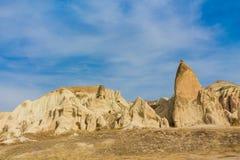 Torres da rocha de Capadocia Imagem de Stock