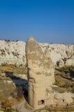 Torres da rocha de Cappadokia Imagem de Stock