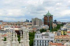 Torres de Colón, Μαδρίτη, Ισπανία Στοκ Εικόνες