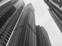 Torres de Dubai Imagem de Stock