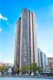 Torres de Europa, Madrid, Spain Royalty Free Stock Photo