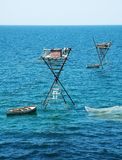 Torres de Fisherman?s. foto de archivo