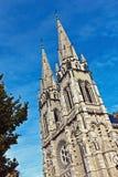 Torres de igreja Fotos de Stock