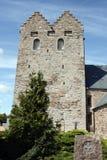 Torres de igreja Imagens de Stock Royalty Free