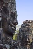 Torres de la cabeza de Buda Fotos de archivo libres de regalías