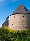 Torres de la ciudadela Imágenes de archivo libres de regalías