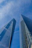 Torres de la libertad, NYC Imagen de archivo