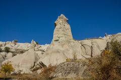 Torres de la roca de Cappadocia Imagen de archivo
