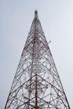 Torres de la transmisión Imagen de archivo libre de regalías