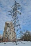 Torres de la transmisión Imagen de archivo