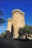 Torres de Medievals do quarto Foto de Stock Royalty Free