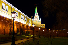Torres de Moscou Fotos de Stock