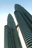 Torres de Petronas Foto de Stock Royalty Free