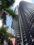 Torres de Petronas Imagens de Stock Royalty Free