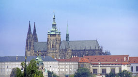 Torres de Praga Fotos de archivo
