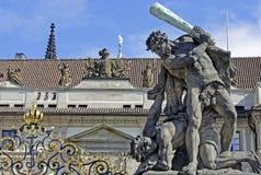 Torres de Praga Fotografía de archivo