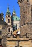 Torres de Praga Imagens de Stock Royalty Free