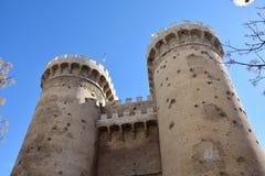 Torres de Quart Photos libres de droits