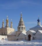 Torres de Ryazan Kremlin Imagens de Stock Royalty Free