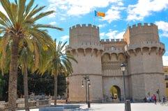 Torres de Serrano Royalty Free Stock Image