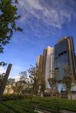 Torres de Torun Center em Mecidiyekoy, Istambul Imagens de Stock