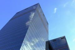 Torres de vidro do escritório Foto de Stock