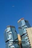 Torres del centro de Lippo en Hong Kong Imágenes de archivo libres de regalías