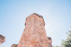 Torres del Cham de po Nagar Palacio famoso en Nhatrang, Vietnam fotos de archivo