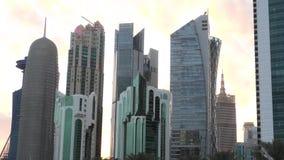 Torres del horizonte de Doha metrajes