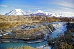 torres del Paine,智利 库存照片