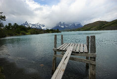 Torres del paine Royalty Free Stock Photography