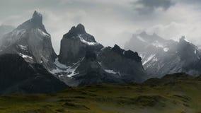 Torres Del Paine Stockbilder